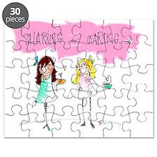 Friends + TEa Puzzle