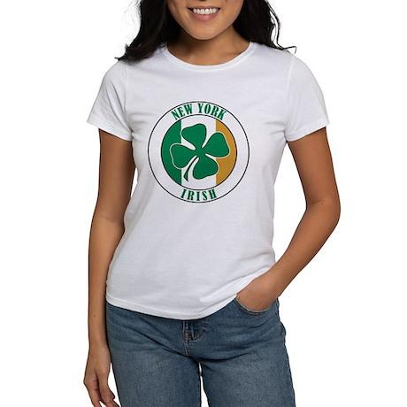 New York City Irish Women's T-Shirt
