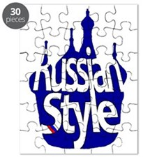 Russian Style Puzzle
