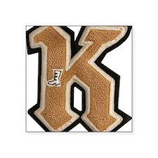 "Kennedy Barstow Square Sticker 3"" x 3"""