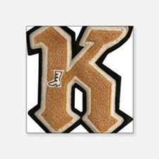 "Kennedy Barstow Square Sticker 3"" x 3"""