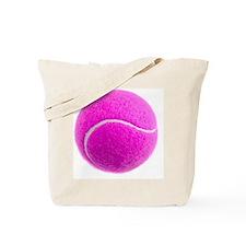 PINK TENNIS BALL Tote Bag