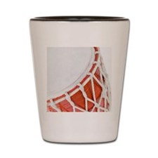 Close-up of a drum Shot Glass