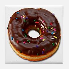 Donut Tile Coaster