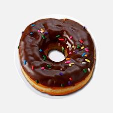 "Donut 3.5"" Button"