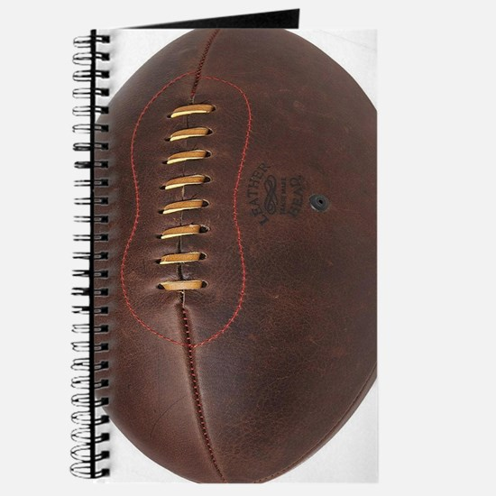 rugby ball Journal