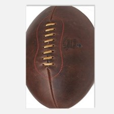 rugby ball Postcards (Package of 8)