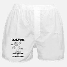 Taxation With Inept Representation Is Boxer Shorts