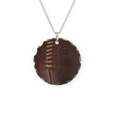 rugby ball Necklace