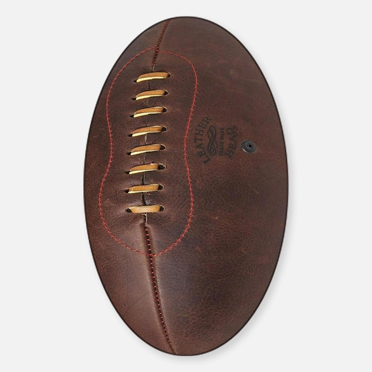 rugby ball Decal