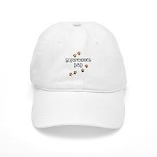 Schapendoes Dad Baseball Baseball Cap