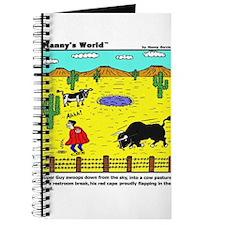 SUPER GUY TAKES A BREAK Journal