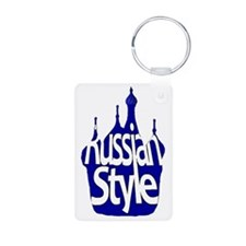 Russian Style Keychains
