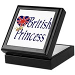 British Princess Keepsake Box
