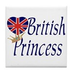 British Princess Tile Coaster