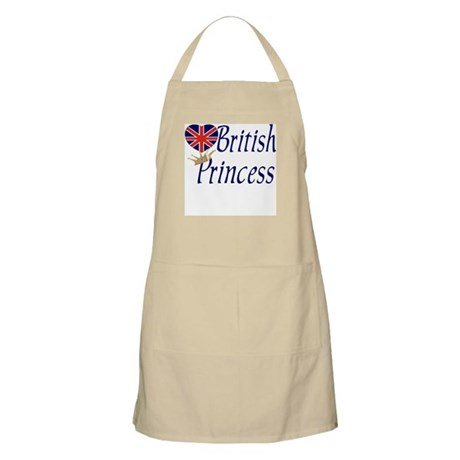 British Princess BBQ Apron