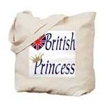 British Princess Tote Bag