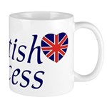 British Princess Mug