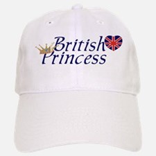 British Princess Baseball Baseball Cap
