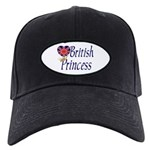 British Princess Black Cap