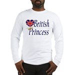 British Princess Long Sleeve T-Shirt