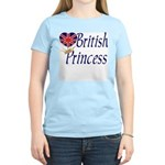 British Princess Women's Light T-Shirt