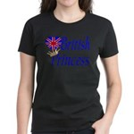 British Princess Women's Dark T-Shirt