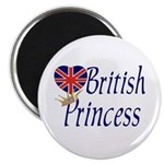 British Princess Magnet