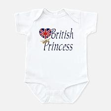 British Princess Infant Bodysuit