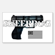 Sheepdog Decal