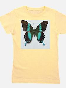 Emerald Swallowtail Butterfly Girl's Tee