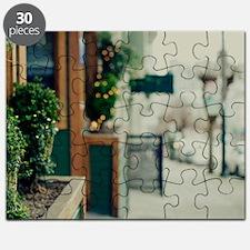 Italian quarter, San Francisco. Puzzle