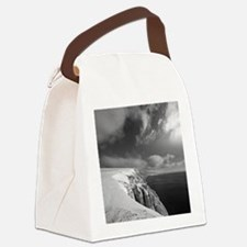 Looking along coast towards Black Canvas Lunch Bag