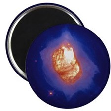 Glowing Gaseous Explosion Magnet