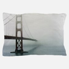 Golden gate bridge, San Francisco, Cal Pillow Case