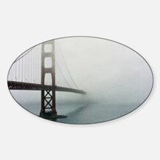 Golden gate bridge, San Francisco,  Decal