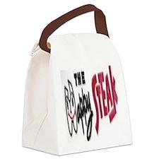 Happy Steak Canvas Lunch Bag