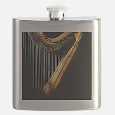 Harp in sunlight Flask