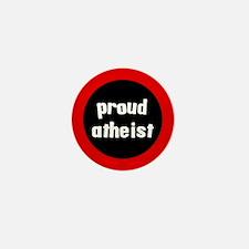 Proud Atheist Mini Button (100 pack)
