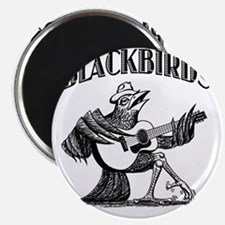 Blackbirds Logo Magnet