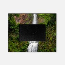 Multnomah Waterfall at Oregon. Colum Picture Frame
