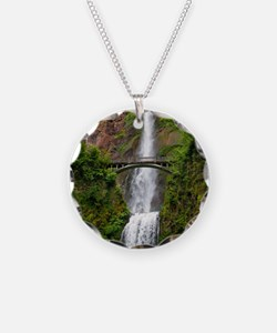 Multnomah Waterfall at Orego Necklace