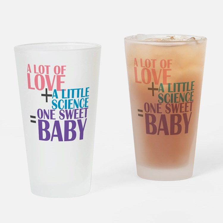 IVF Baby Drinking Glass