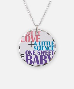 IVF Baby Necklace
