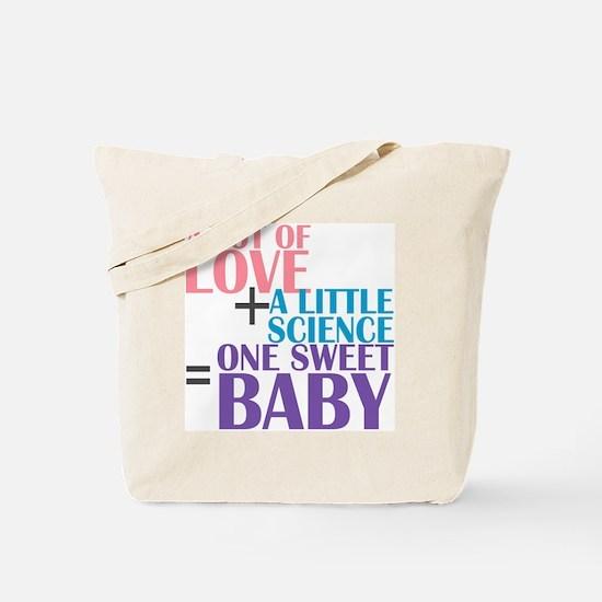 IVF Baby Tote Bag