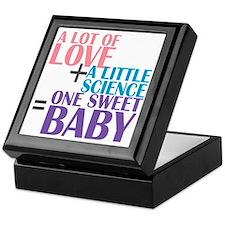 IVF Baby Keepsake Box