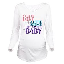 IVF Baby Long Sleeve Maternity T-Shirt