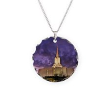 Jordan River Utah LDS (Mormo Necklace