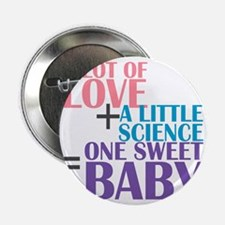 """IVF Baby 2.25"""" Button"""