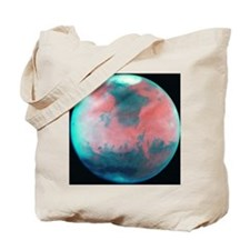 Mars in Opposition Tote Bag